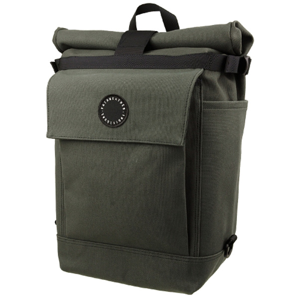フェアウェザー FAIRWEATHER pannier bag olive [パニアバッグ][オリーブ][バックパック][自転車用バッグ][バイクバッグ][リアバッグ][片側1個のみ]