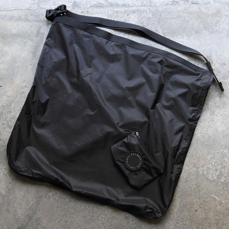 ショルダーバッグ 自転車 サイクリング フェアウェザー 贈与 年中無休 FAIRWEATHER パッカブルサコッシュ sacoche ブラック black packable