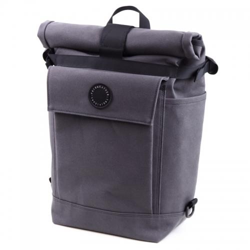 フェアウェザー FAIRWEATHER pannier bag gray [パニアバッグ][グレー]
