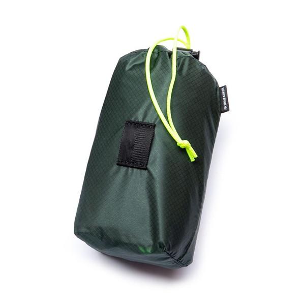 ミニベロキャリーバッグ フェアウェザー FAIRWEATHER アウトレットセール 特集 mini velo 賜物 Green Algae bag carry