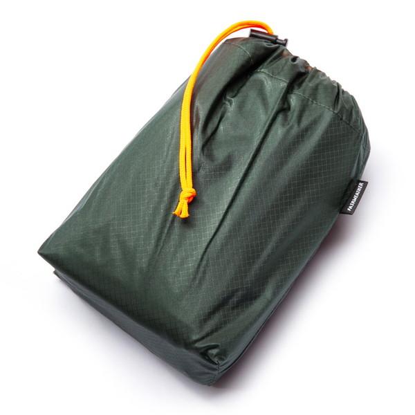 バイクキャリーバッグ フェアウェザー FAIRWEATHER bike 70%OFFアウトレット bag Algae carry お値打ち価格で Green