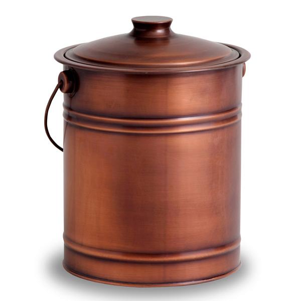 ファイヤーサイド Fireside アンティークアッシュコンテナ(小) Antique Ash Container [2018年新作][8/24 13:59まで ポイント2倍]