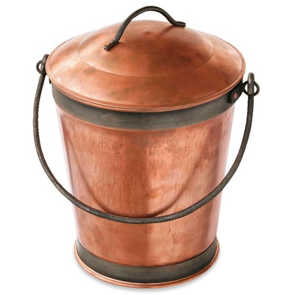 ファイヤーサイド Fireside コッパーバケツ Copper Bucket