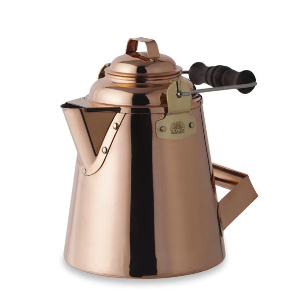 ファイヤーサイド Fireside グランマー・コッパーケトル 小 GRANDMA'S Copper Kettle