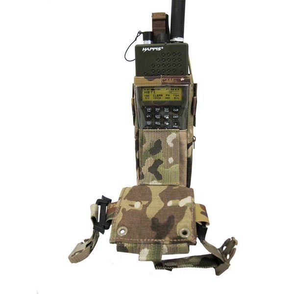 ファーストスピアー First Spear MultiAccessRadioPouch AN/PRC-152 6/9 BK [vic2]
