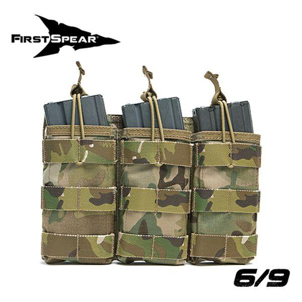 ファーストスピアー First Spear M4 3Mag Ranger Shingle 6/9 BK [vic2]