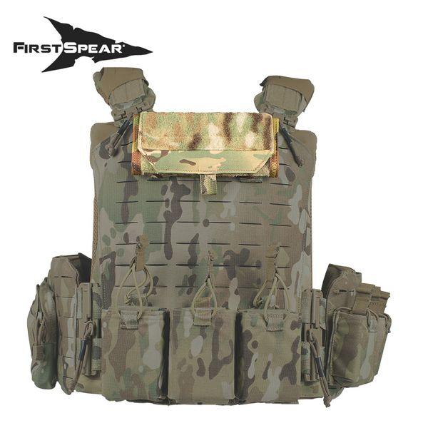 ファーストスピアー First Spear GRG Organizer Pocket 6/9 BK [vic2]