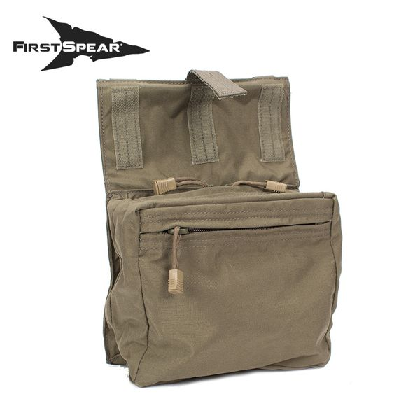 ファーストスピアー First Spear Roll Up Style Cargo Pocket(Dump Pouch)6/9 CT [vic2]
