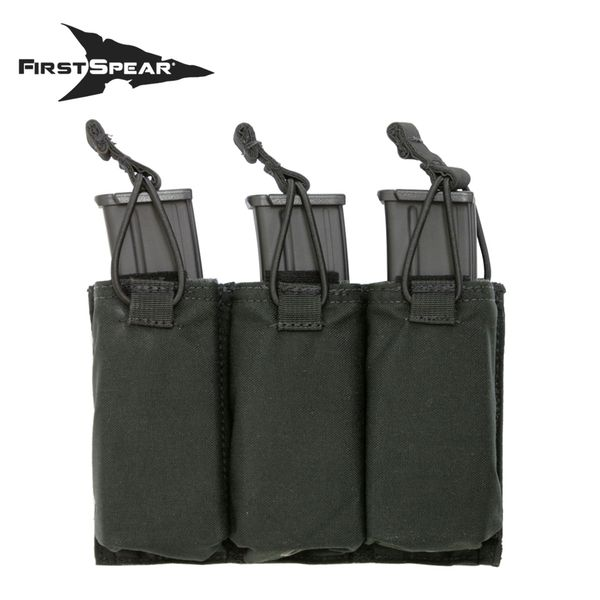 ファーストスピアー First Spear MP7Mg Pouch20/30/40Rd SR Triple 6/9 BK [vic2]