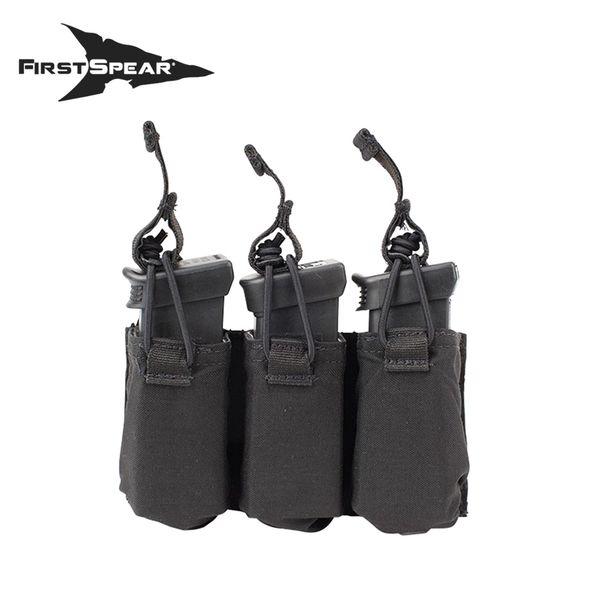 ファーストスピアー First Spear Pistol Mg Pocket SR Triple M9/226 6/9 CT [vic2]