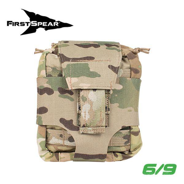 ファーストスピアー First Spear Ranger Medic Pouch 6/9 BK [vic2]