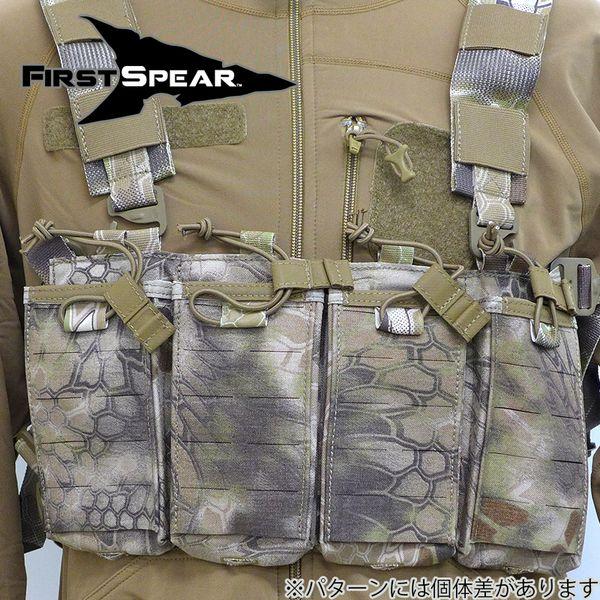 ファーストスピアー First Spear M4/AK Chest Rig 6/12 Highlander [vic2]