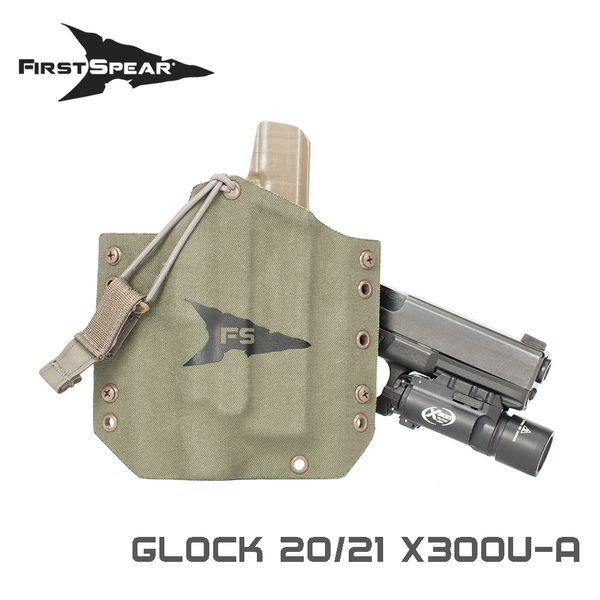 ファーストスピアー First Spear G20/21 OWB w/SF X300/U RG RH [vic2]