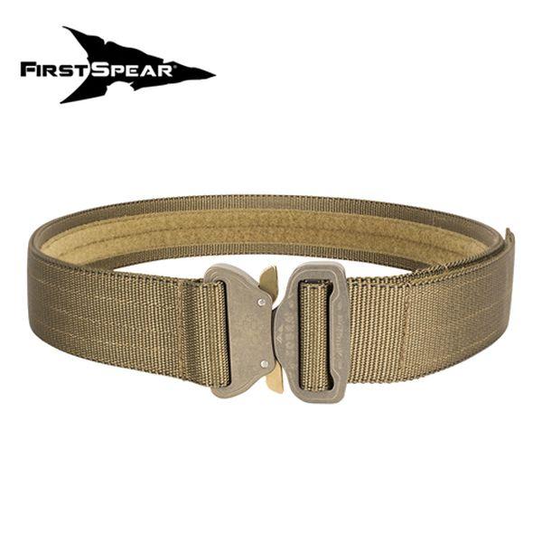 ファーストスピアー First Spear Assaulters Gun Belt (AGB) KH [ミリタリーギア][アウトドア][サバゲー]