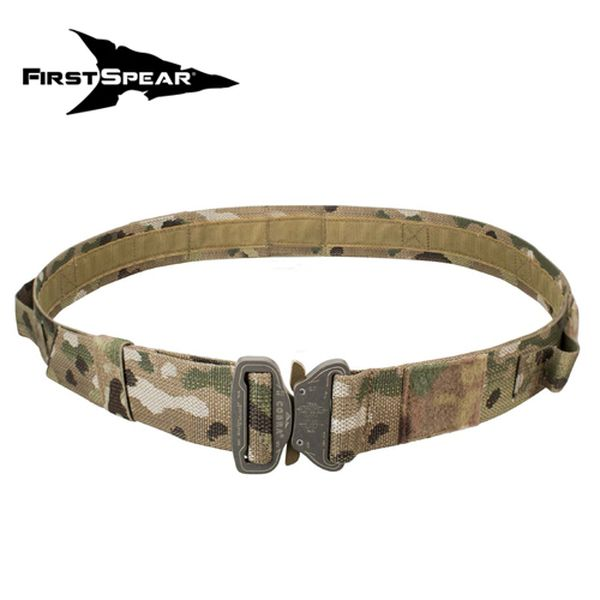 ファーストスピアー First Spear Tac Belt BK [ミリタリーギア][アウトドア][サバゲー]