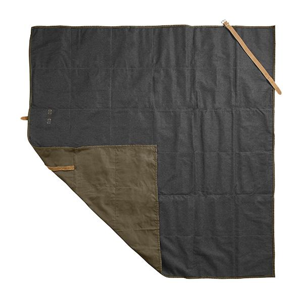 フェールラーベン FJALLRAVEN Ovik Blanket 633 DarkOlive [77276][2019年新作]