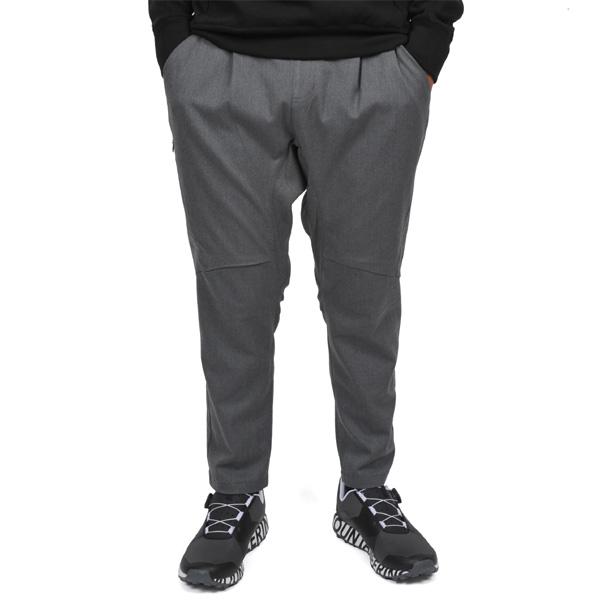 【あす楽対応 平日13:00まで】 グラスノート GrassNote Long Easy Pants Gray [2018年新作]