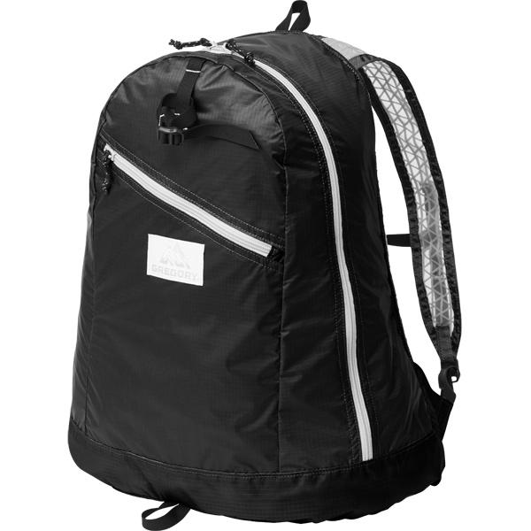 グレゴリー GREGORY Day Pack LT Black [デイパックLT][パッカブル][22.5L][11/16 9:59まで ポイント10倍]
