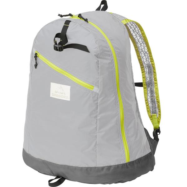 グレゴリー GREGORY Day Pack LT Grey [デイパックLT][パッカブル][22.5L][11/16 9:59まで ポイント10倍]