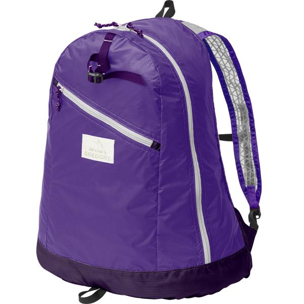 グレゴリー GREGORY Day Pack LT Purple [デイパックLT][パッカブル][22.5L][11/16 9:59まで ポイント10倍]