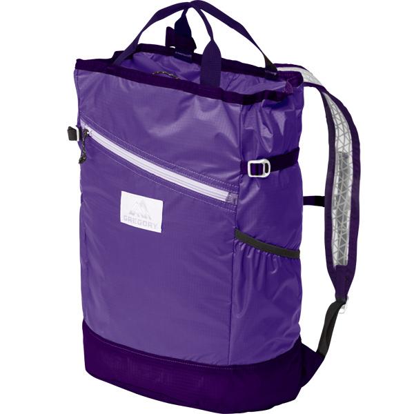グレゴリー GREGORY Multi Day LT Purple [マルチデイLT][パッカブル][2wayバック][23L][11/16 9:59まで ポイント10倍]