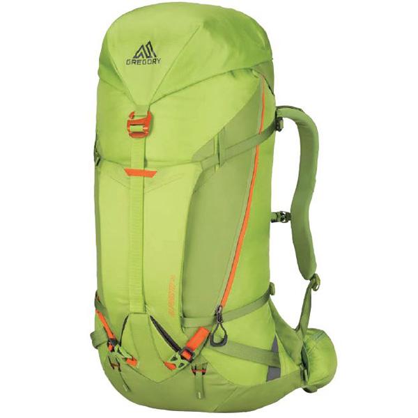グレゴリー GREGORY Alpinisto 50 Lichen Green [アルピニスト50][グリーン][バックパック][ザック][8/3 13:59まで ポイント10倍]