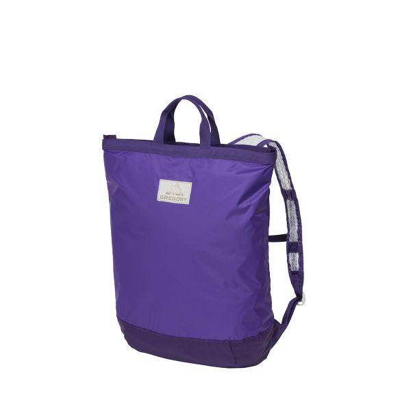 グレゴリー GREGORY Flash Day LT Purple [フラッシュデイLT][パッカブル][パープル][2018年春夏モデル][8/10 13:59まで ポイント10倍]