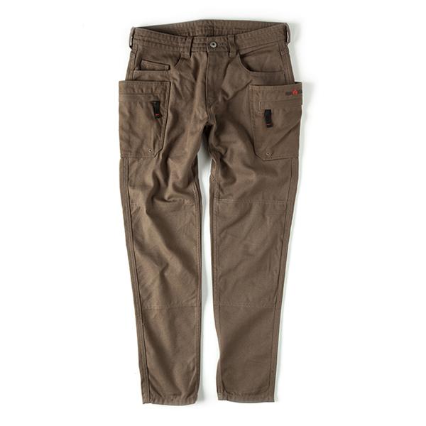 グリップスワニー Grip Swany Fire Proof Pants Olive [ファイアープルーフパンツ][オリーブ][メンズ][難燃素材][焚き火用][GSP-46]