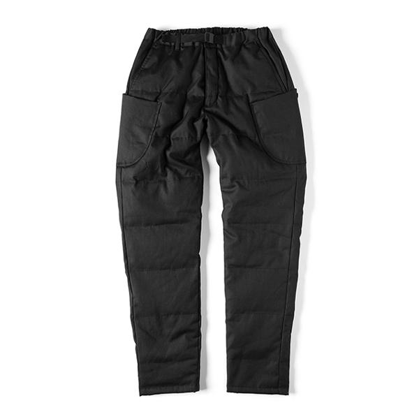 【あす楽対応 平日13:00まで】 グリップスワニー Grip Swany Fireproof Down Work Pants Black [2018年新作]