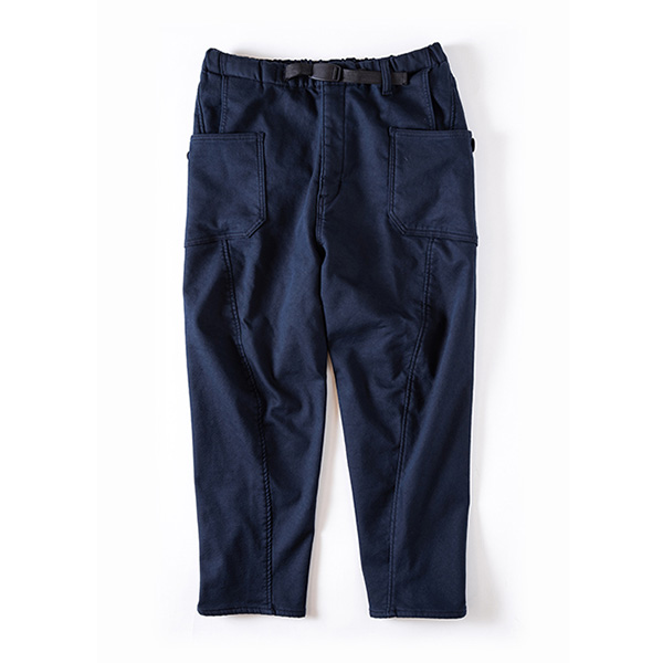 グリップスワニー Grip Swany Jog 3D Lining Wide Camp Pants DKNavy [GSP-64]
