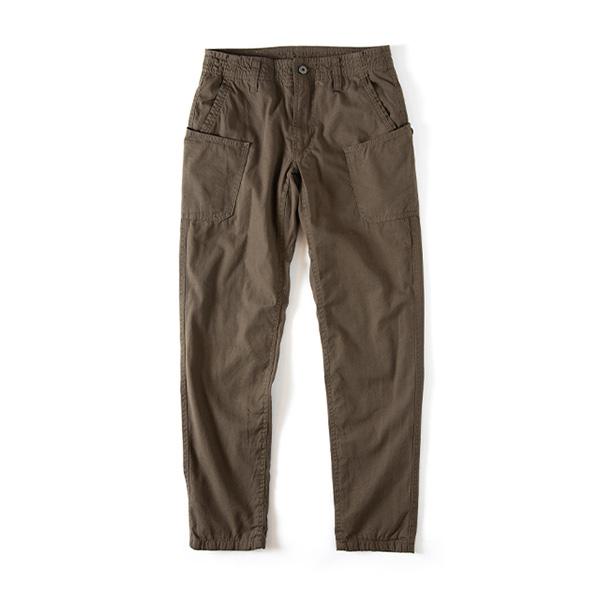 グリップスワニー Grip Swany Flannel Lining Pants Olive [GSP-62][2019年新作]