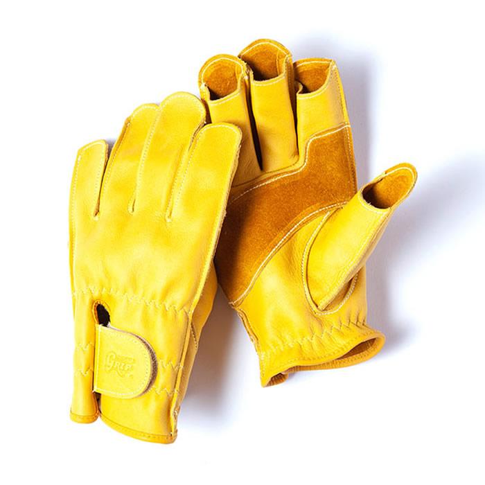 グリップスワニー Grip Swany G-11 [ジーイレブン][スワニーイエロー][革手袋][レザーグローブ][クライミング]