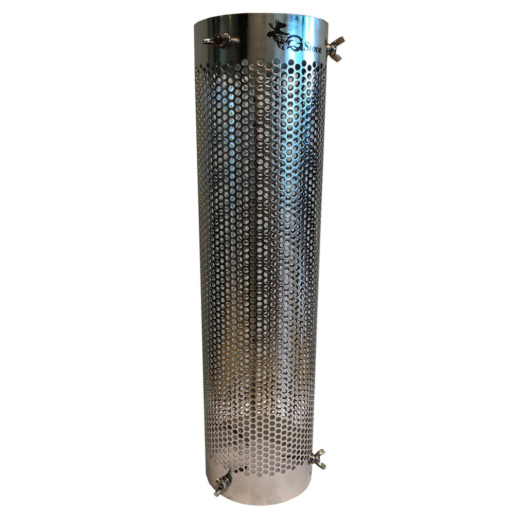 煙突熱からテントを守ります ジーストーブ 未使用 Gstove 100143 格安 価格でご提供いたします メッシュテントプロテクター36.5cm