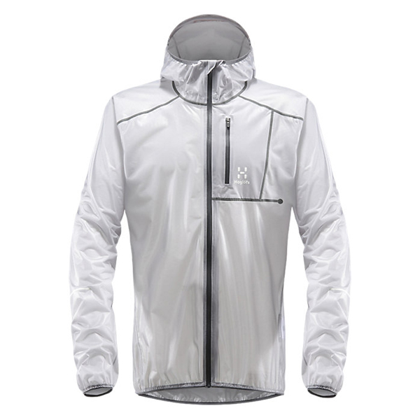 【vic2セール】 ホグロフス HAGLOFS L.I.M Bield Jacket Men Stone Grey [リムジャケット][メンズ][2018年春夏新作]