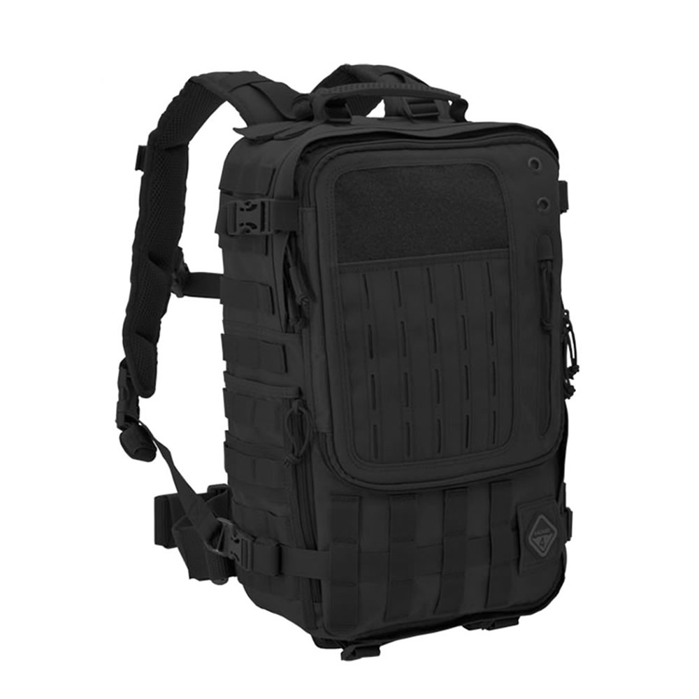 【vic2セール】 ハザード4 Hazard4 SecondFront Rotatable Backpack BK