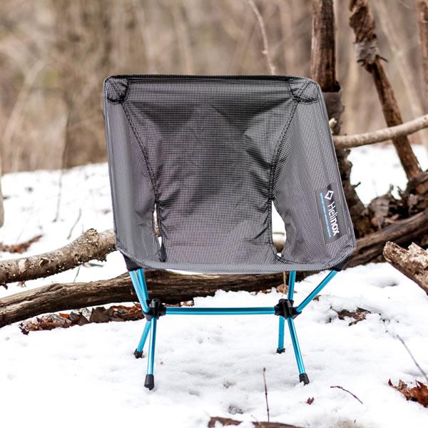 【あす楽対応 平日13:00まで】 ヘリノックス Helinox チェアゼロ BK [Chair Zero][チェア][イス][折りたたみ][コンパクト][超軽量]