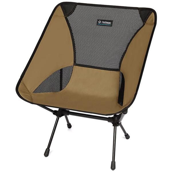 【あす楽対応 平日13:00まで】 ヘリノックス Helinox チェアワン CTN [Chair One][コヨーテタン]