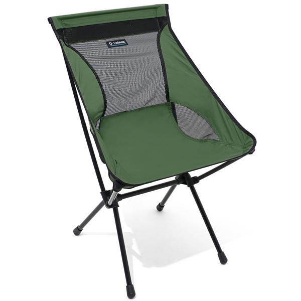 ヘリノックス Helinox キャンプチェア GN [Camp Chair][グリーン][2018年春夏新作]