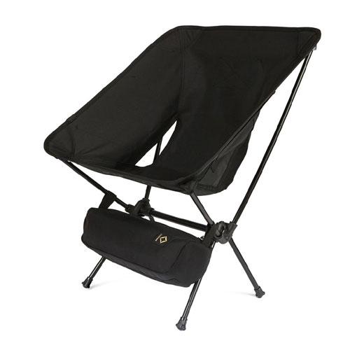【あす楽対応 平日13:00まで】 ヘリノックス Helinox Tactical Chair Black [タクティカルチェア][イス][折りたたみ][軽量][コンパクト]