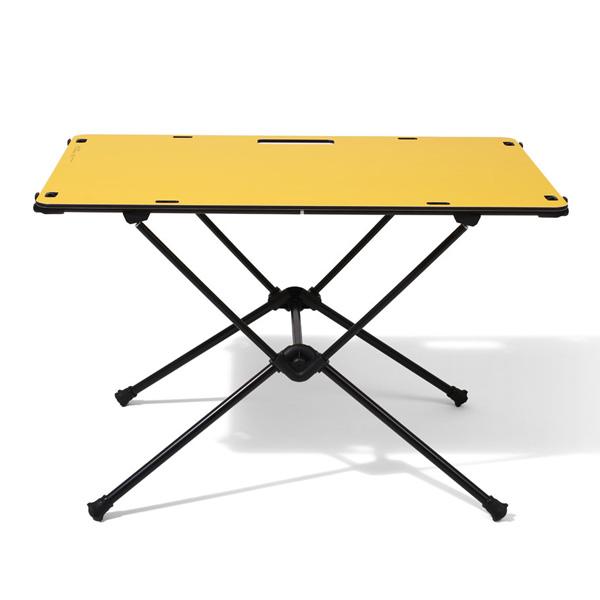 ヘリノックス Helinox ワークトップ HOME シトラスイエロー [天板のみ][ハードトップ][タクティカルテーブルS][タクティカルテーブルM][テーブルワン][8/3 13:59まで ポイント10倍]