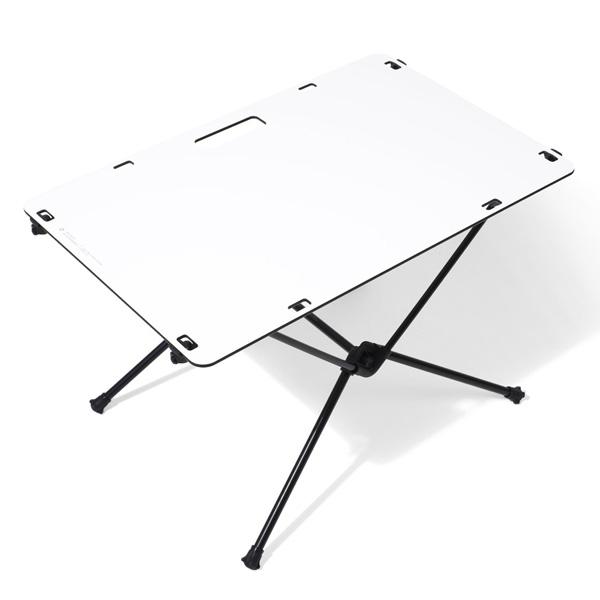 ヘリノックス Helinox タクティカル ワークトップ スノーホワイト [天板のみ][ハードトップ][タクティカルテーブルS][タクティカルテーブルM][テーブルワン][8/3 13:59まで ポイント10倍]