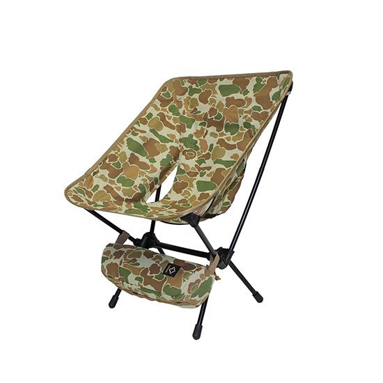 ヘリノックス Helinox Tactical Chair Duck Camo [タクティカルチェア][ダックカモ][11/16 9:59まで ポイント10倍]