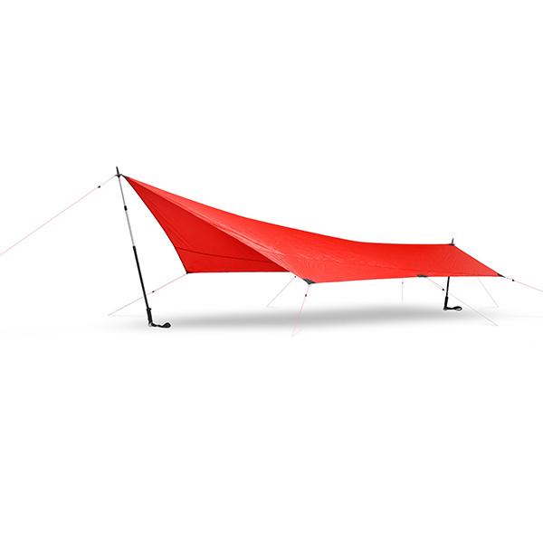 ヒルバーグ HILLEBERG タープ5 ウルトラライト レッド [tarp5][ultralight][red][タープ][一人用]