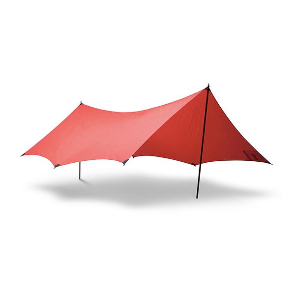 ヒルバーグ HILLEBERG Tarp 10 XP Red [タープ][エクスペディション][レッド][6/17 9:59まで ポイント10倍], タケタシ 4b3a5307