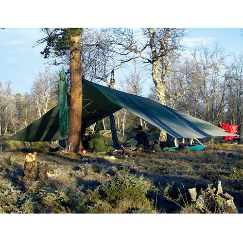 ヒルバーグ HILLEBERG タープ10 エクスペディション グリーン [フライシート][屋根][バーベキュー][キャンプ][サバイバル]