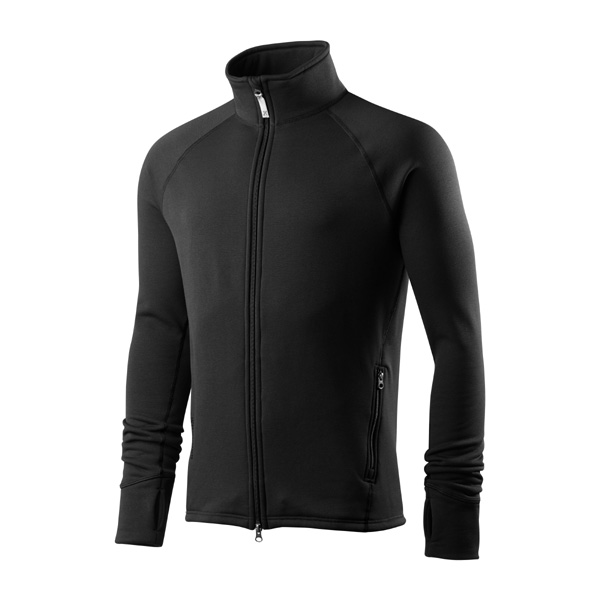 フーディニ HOUDINI Mens Power Jacket True Black/True Black [パワージャケット][フリース][メンズ][ブラック][2018年新作][11/16 9:59まで ポイント5倍]