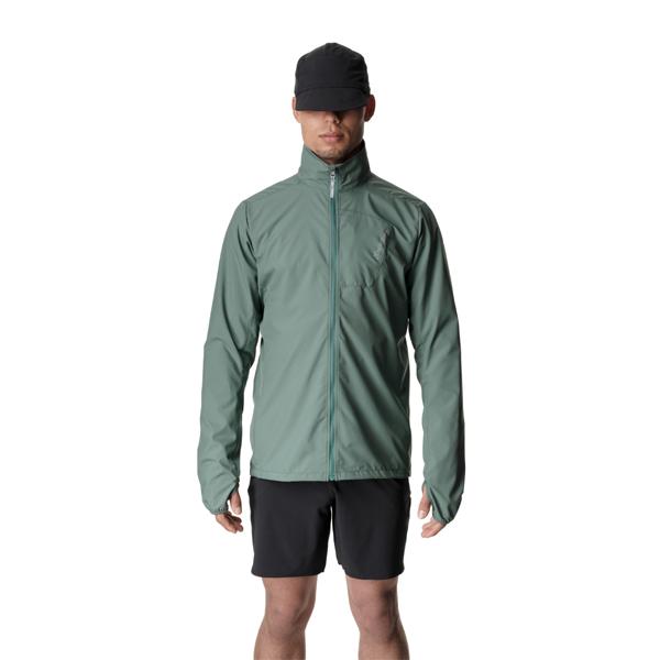 フーディニ HOUDINI Mens Air 2 Air Wind Jacket Storm Green [2019年新作][4/4 9:59まで ポイント2倍]