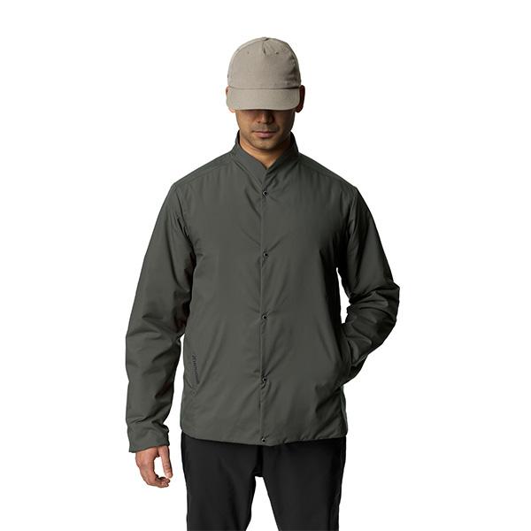 フーディニ HOUDINI Mens Enfold Jacket baremark green [2087941740]