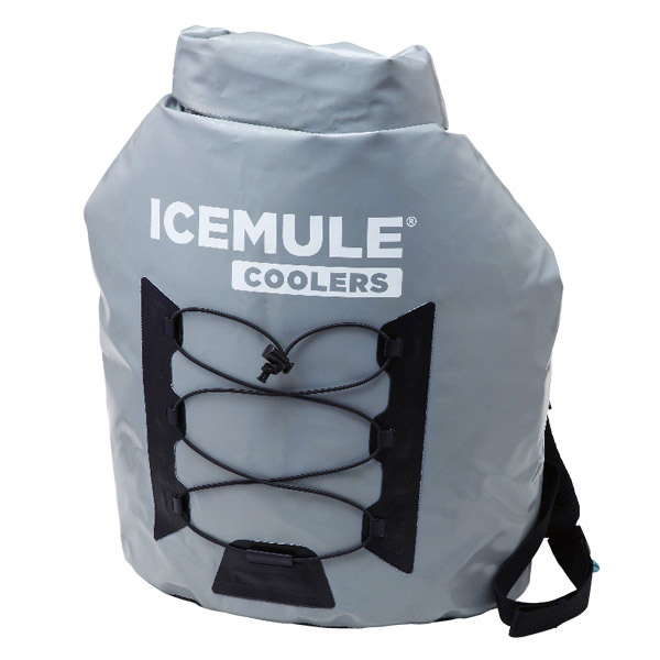 アイスミュール ICEMULE プロクーラーL グレー 23L [クーラーバック][アウトドア][ハイキング][保冷][保温]