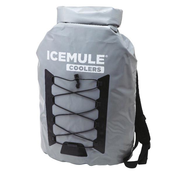 アイスミュール ICEMULE プロクーラーXL グレー 33L [クーラーバック][アウトドア][ハイキング][保冷][保温]